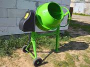 Бетономешалка Groser 140 - 200 литров Пинск