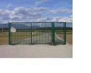 Садовые ворота и калитки. Доставка бесплатно Пинск