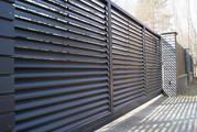 Металлический забор в Пинске