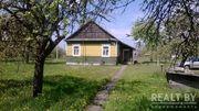 Теплый,  деревянный дом